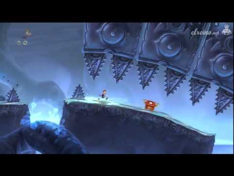 Análisis Rayman Origins - Multi