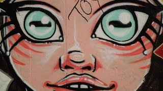 "Berlin Graffiti & ""Light Blue"" by Martin Schuster's Magic Flute Quartett"