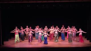 Bellydance Sparkles Show - Drumsolo - Bellydance by Johanna