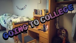 GOING TO COLLEGE | ChandlerNWilson
