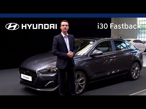 All New Hyundai i30 Fastback Product Walkaround Review