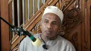 Darasa Ustadh Muhammad Al Beidh Suratul Jum'a (Aya 1 - 4)