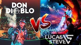 Don Diablo Vs Lucas & Steve