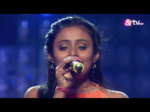 Suchandra Mondal – Gali Mein Chaand Nikla | The Blind Auditions | The Voice India 2
