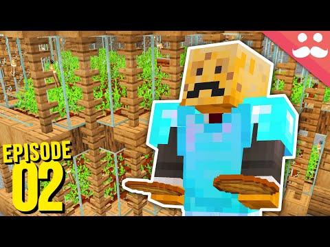 Hermitcraft 8: Episode 2 - POTATO BOY