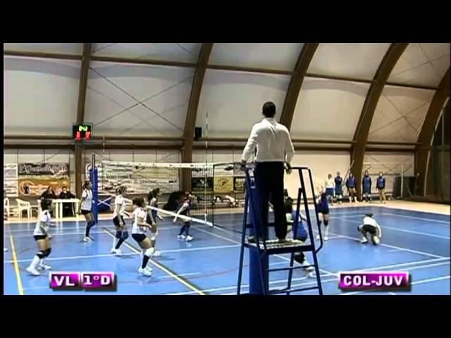 ASD Colonnetta vs Pro Juventute - 2° Set