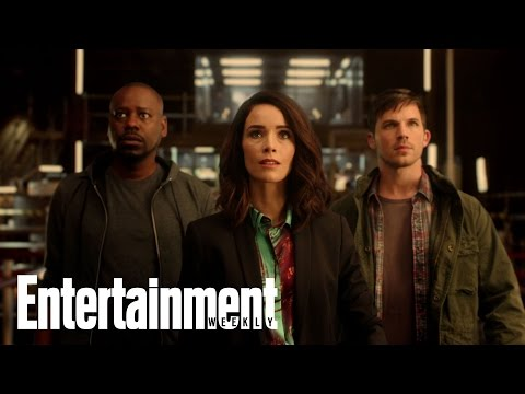 'Timeless' Cast And Crew Reacts To Show's Cancellation | News Flash | Entertainment Weekly