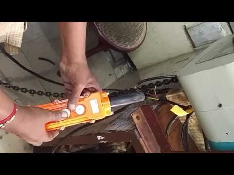 INDEF Chain Electric Hoist