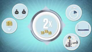 Фильтры Aquadean (Аквадин) для очистки воды от железа, солей жесткости, сероводорода, хлора.(Видеоролик о системе очистки воды (умягчения, обезжелезивания, удаления сероводорода и хлора) для бытового..., 2014-04-09T12:34:54.000Z)
