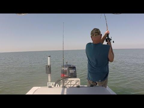 Galveston Jetties Fishing - EP 17