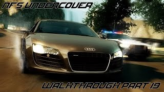 Need For Speed Undercover: Calm day in Tri-City