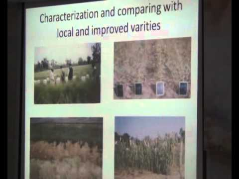 Seminar on Protection of Plant Variety and Farmers' Right: part 2