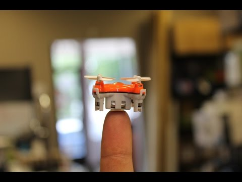 AERIUS The NEW World's Smallest Quadcopter
