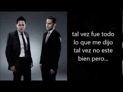 Me Enamoré - Angel & Khriz ft  Tito el Bambino, Elvis Crespo [LETRA] [2014]