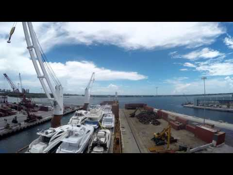 Port of Palm Beach - Suomigracht