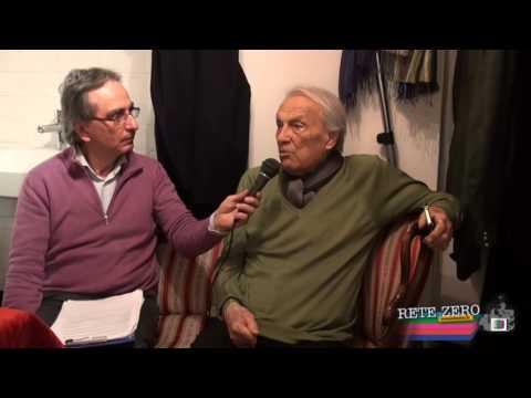 GIORGIO ALBERTAZZI - INTERVISTA DI SEBASTIANO BIANCHERI