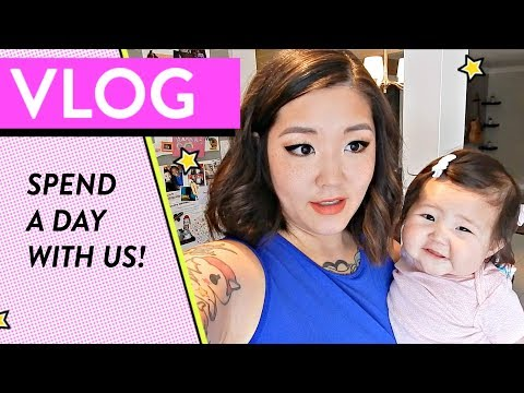 A Day in the Life of a Stay at Home Mom | HelloHannahCho