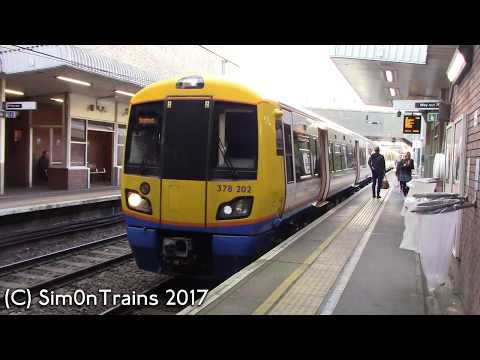2 Days of London Railways (22nd and 23rd November 2017)