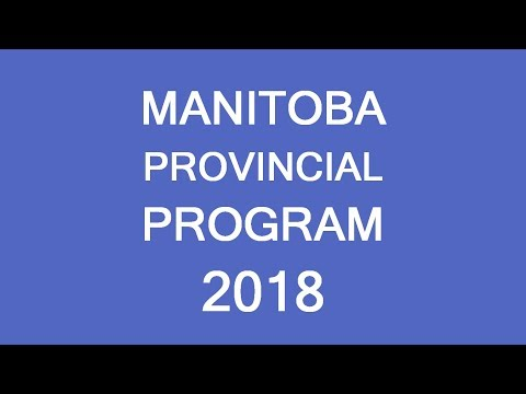 Manitoba Provincial Nominee Program 2018, Express Entry stream. LP Group