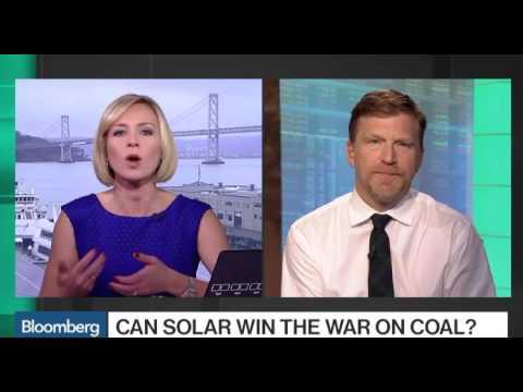 Solar Wind Cheaper than Coal
