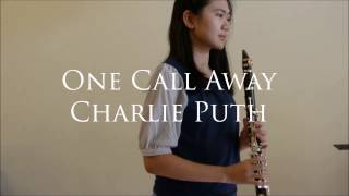 One Call Away- Charlie Puth (Clarin...