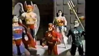 1980 KENNER Super Powers Batmobile Commercial