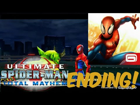 Spider-Man Total Mayhem Andriod/IOS GAMEPLAY ENDING!! |Adobo Kid