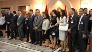 "5th Montenegrin Summer School for Young Diplomats ""Gavro Vukovic"" 2012"