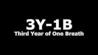 [3Y-1B] 3 Years of One Breath