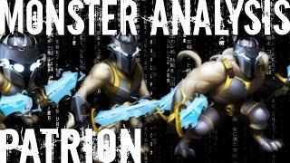 Monster Legends   Monster Analysis   Patrion   Premiere Monster