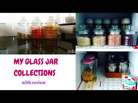 Glass Containers Review-Tamil-Suba's Nest-Kitchen Storage Containers