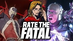 RATE THE FINISHERS : MK11 AFTERMATH STAGE & DLC CHARACTERS