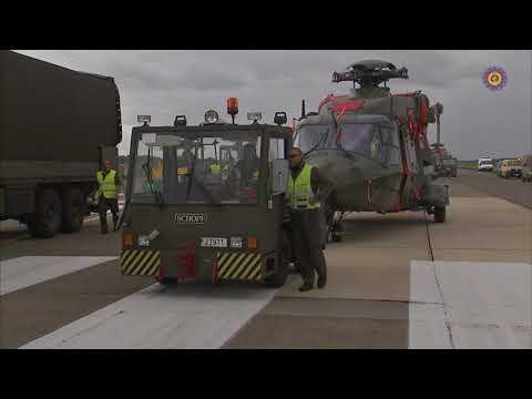 NH90 au Gabon