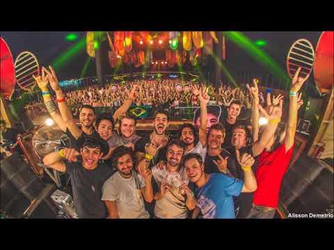 Deep House/ Brazilian Bass SET 2017 (LVISZ Mix)