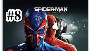Spiderman Shattered Dimensions - Bölüm 8 - Değişik Akrep [Türkçe]