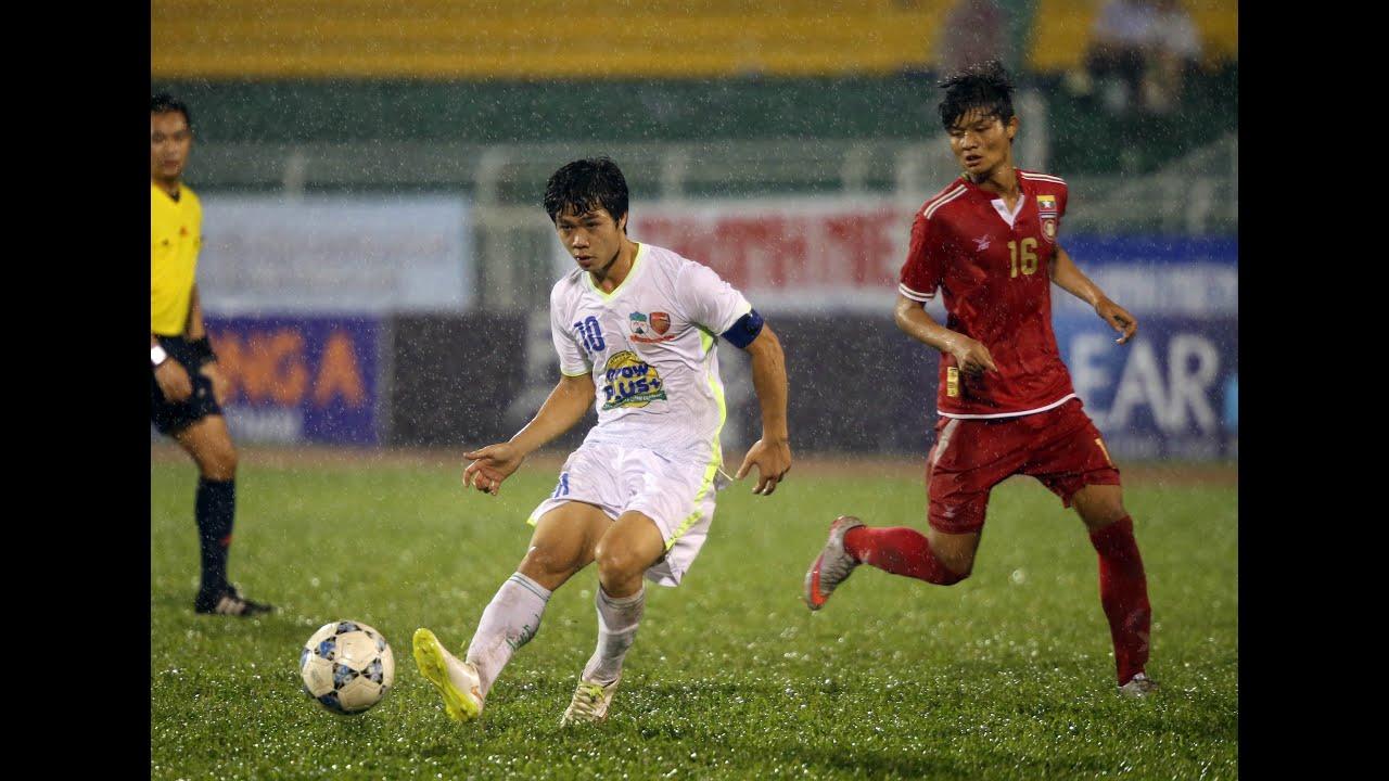 5 bàn thắng đẳng cấp của Công Phượng tại giải U21 Quốc tế báo Thanh niên 2015