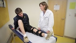 ACL injury treatment at Boston Children's Hospital