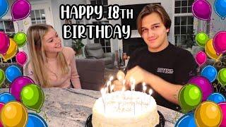 Happy 18th Birthday Chase!