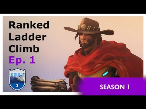 Overwatch Ranked Ladder Climb #1