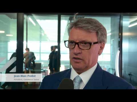 Jean Marc Probst, Président, Commerce Suisse