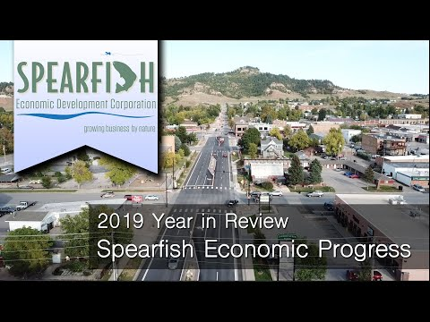 Spearfish, SD Economic Progress In 2019