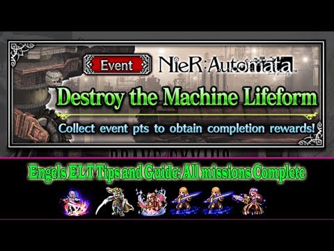FF BE How to Destroy the Machine Lifeform ELT Guide and Tips (#191)