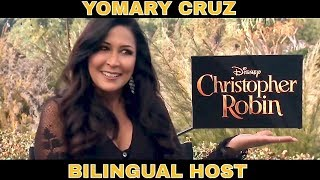 Yomary Cruz Bilingual Host Reel