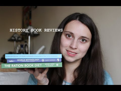 History Book Reviews #4