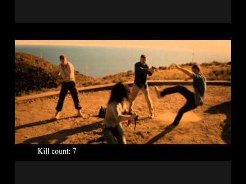 Carl Hamilton kill count