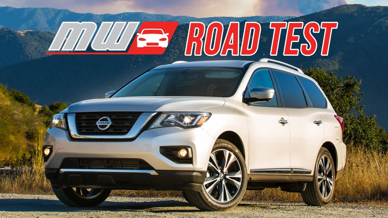Road Test 2017 Nissan Pathfinder A New Path