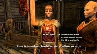 Skyrim Ep Marrying Jarl Elisif Fair