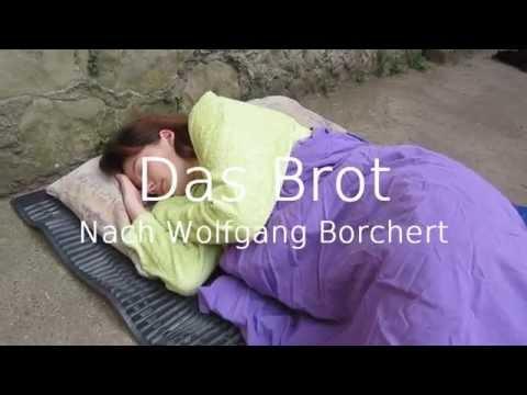 Wolfgang Borchert - Das Brot // Verfilmung einer Kurzgeschichte // GFS