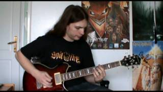 The prodigy-Their law (guitar cover) (HQ)