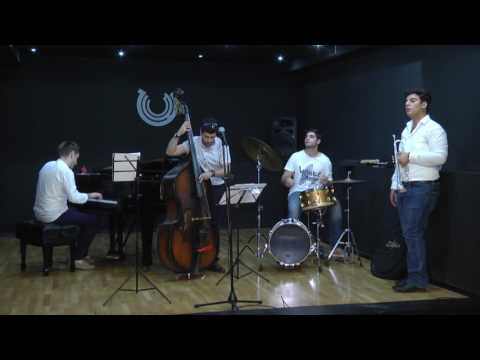 Karen Grigoryan Quartet - Luminescenc! ( By Barry Harris )